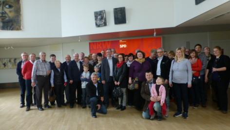 SPD Besuch Düsseldorf
